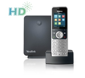 Радиотелефон Yealink W53P SIP-DECT (база+трубка)