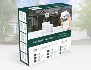Livi Smart Security Стартовый комплект Livicom «Умная охрана»