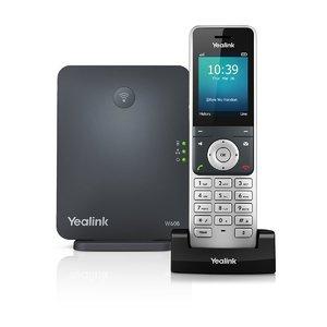 Радиотелефон Yealink W60P SIP-DECT (база+трубка W56H)