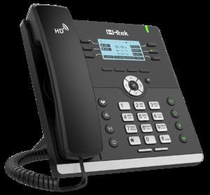 Проводной SIP телефон Htek UC903P RU (c POE, БП в комплекте)