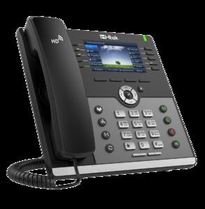 Проводной SIP телефон Htek UC926 RU (c POE, БП в комплекте)