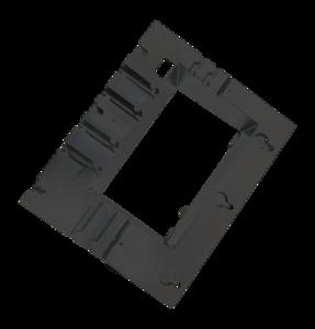 Настенное крепление WM6 для Htek UC924(E) RU, UC926(E) RU