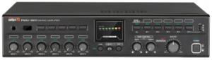 Inter-M PMU-360 (Цифровой микшер - усилитель, 5 зон, 360 Вт, 5 унив., 2 лин. входа, вход АТС)