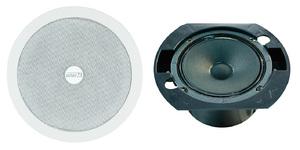 Inter-M CS-05(W) (Громкоговоритель потолочный, 5 Вт, 92 дБ, 150-14000 Гц)