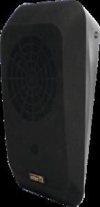 Inter-M IWS-03(B) (Громкоговоритель, 3 Вт, 89 дБ, 220-12000 Гц, черный)