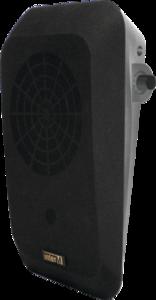 Inter-M IWS-03A(B) (Громкоговоритель с аттенюатором, 3 Вт, 89 дБ, 220-12000 Гц, черный)