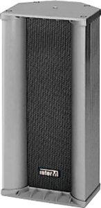 Inter-M CS-810 (Колонна 10Вт настенная, серый, всепогодная, 149х420х124мм, 92дБ.)
