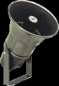 Inter-M HS-50 (Рупорный всепогодный громкоговоритель, 50 Вт, 109 дБ, 240-6000 Гц, круглый)