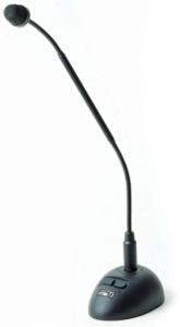 Inter-M RM-01 (Панель с динамическим микрофоном, 100-18000 Гц, 400 Ом)