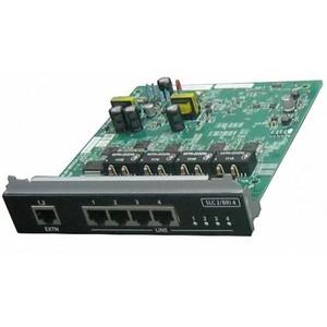 Panasonic KX-NS0280X (4-портовая плата цифровых интерфейсов BRl / 2-портовая плата ТА (SLC2/BRI4))