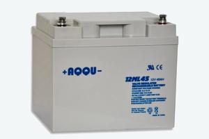 AQ-12ML45 Батарея аккумуляторная 12В/45Ач