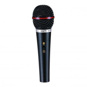 Inter-M MD-110V (Динамический суперкардиоидный микрофон, 55-16000 Гц, -75 дБ, 600 Ом)