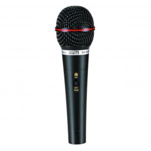 Inter-M MD-510V (Динамический суперкардиоидный микрофон, 55-16000 Гц, -75 дБ, 600 Ом)