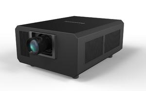 Panasonic PT-RZ31KE (Тяжелый лазерный инсталляционный (3-чип DLP) проектор без объектива)