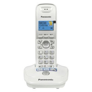 Panasonic KX-TG2511RUW (Беспроводной телефон DECT)