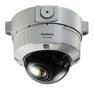 Panasonic WV-CW364SE Цветная купольная вандалозащищенная камера