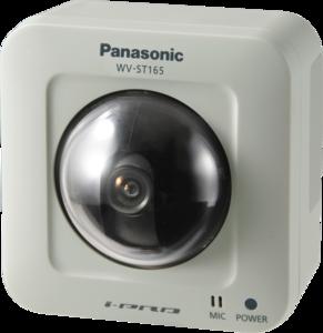 Panasonic WV-ST165 IP-видеокамера c функцией наклон/поворот HD 1280x960