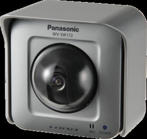 Panasonic WV-SW172 IP-видеокамера c функцией наклон/поворот всепогодн. SVGA 800x600
