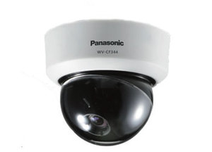 Panasonic WV-CF344E Цветная купольная камера