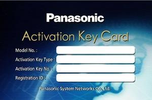 Panasonic KX-UCMA001W (Ключ активации Panasonic Mobile Softphone 1 Польз.)