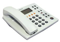 LG LKA-220SG серый (проводной телефон)
