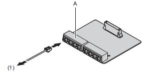 Panasonic KX-HT82470X (плата на 8 внутренних аналоговых абонентов с функцией Caller-ID)