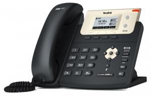 Телефон SIP Yealink SIP-T21P E2 (2 SIP-аккаунта, PoE)