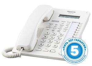 Panasonic KX-AT7730RU (Аналоговый системный телефон с ЖК 12 клавиш)