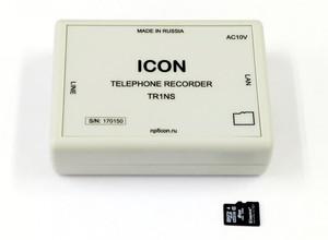 ICON TR1NS Сетевое устройство записи телефонных разговоров